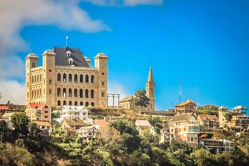 la capitale de Madagascar