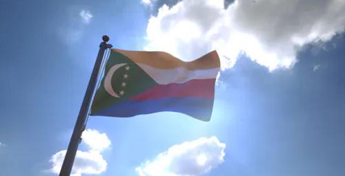 la signification du drapeau comores