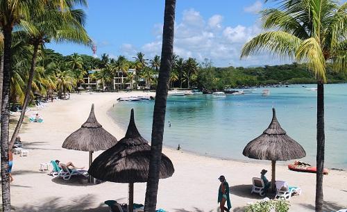 le climat île maurice