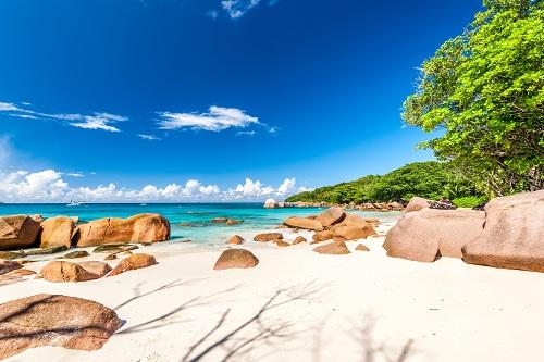 le temps qu'il fait aux Seychelles grâce à une webcam