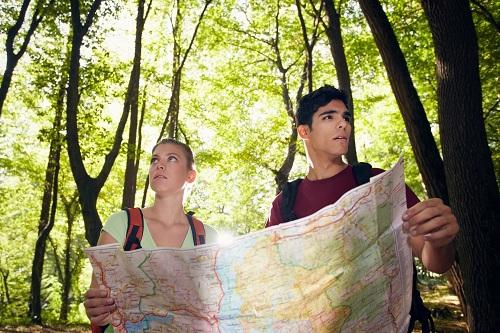 un voyage avec la carte de Mayotte