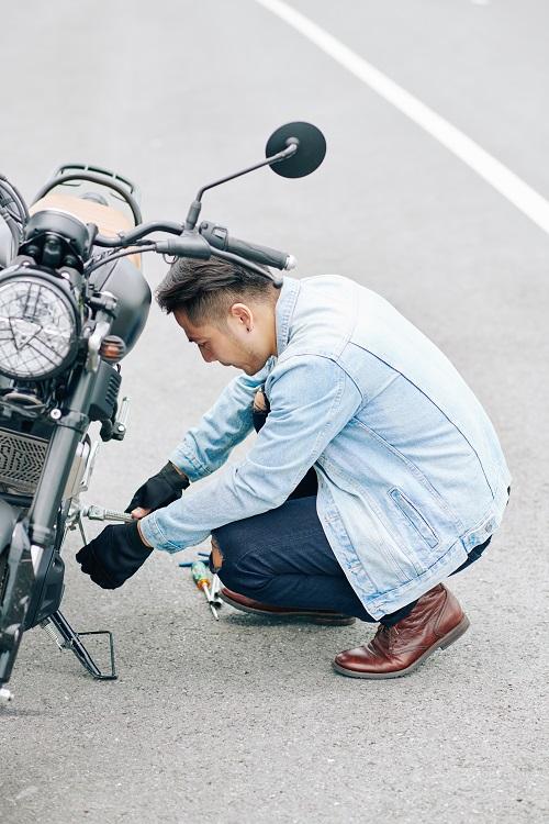le meilleur disque frein pour moto