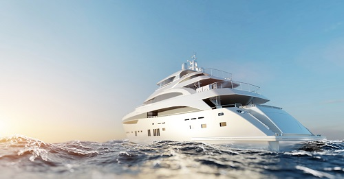 Cuisine pour yacht